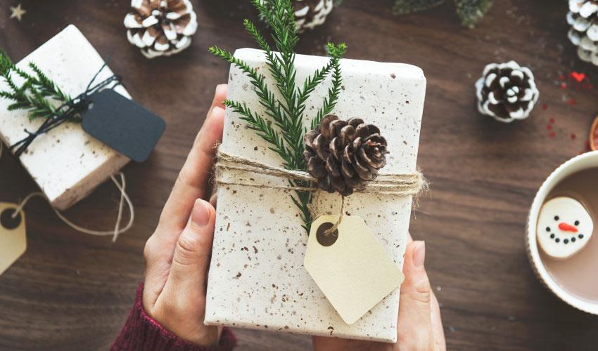 Regalos ecológicos para Navidad