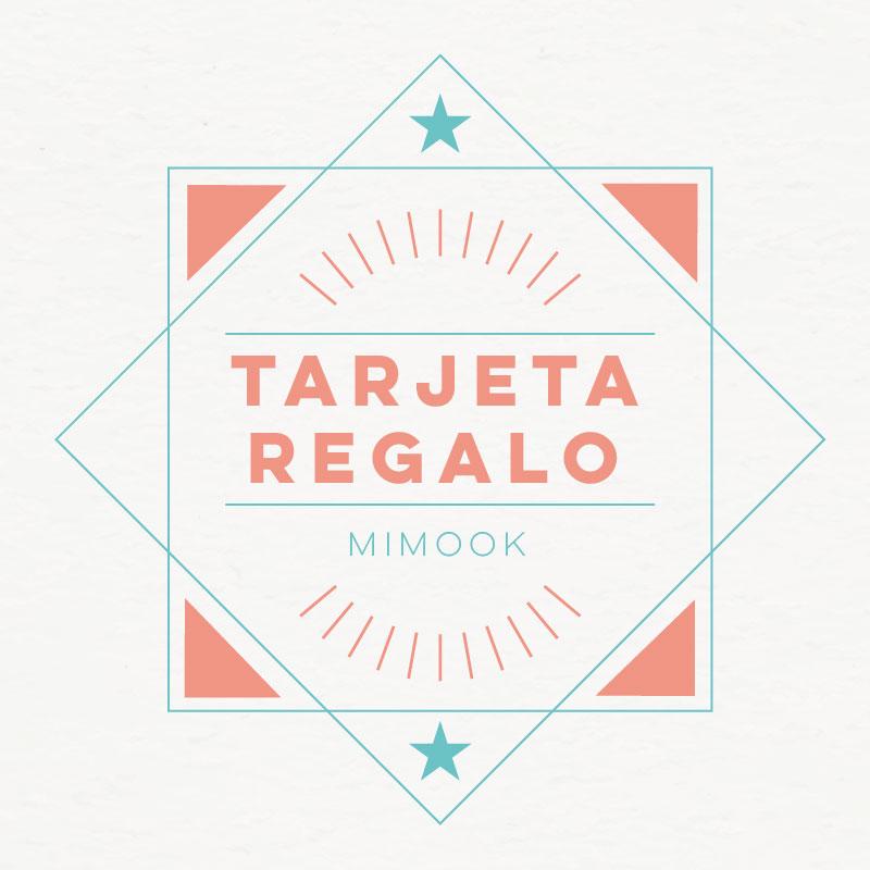 Tarjeta regalo de Mimook