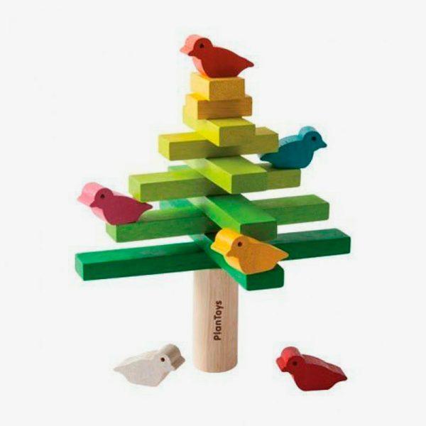 árbol de equilibrio