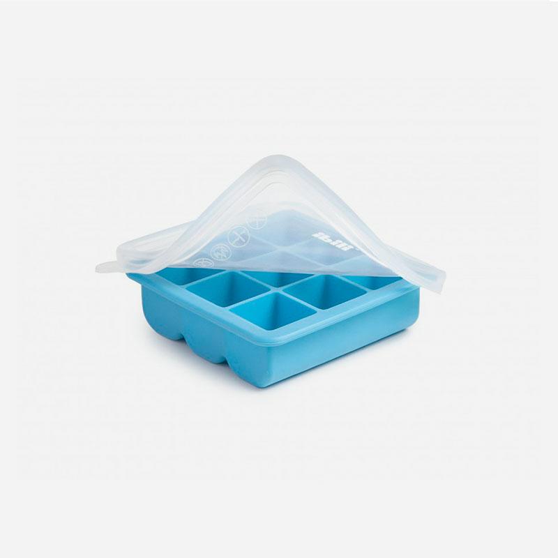 bandeja para hielo de silicona
