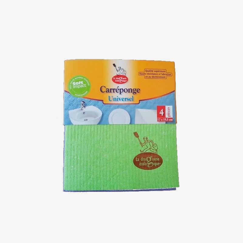 bayetas de algodón compostables