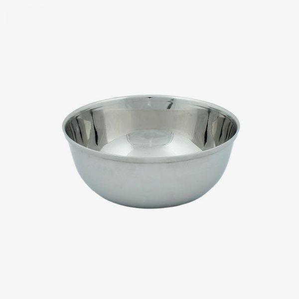 bol de acero inoxidable pequeño de 11cm