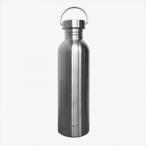 botella de acero inoxidable de 1L