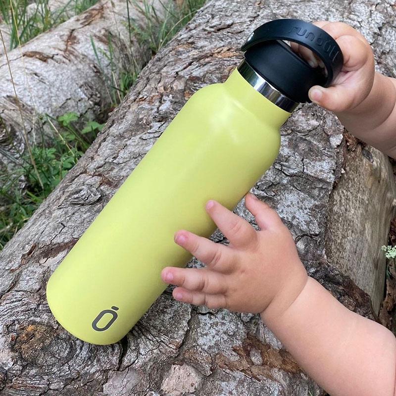 botella personalizable termo 600 ml runbott