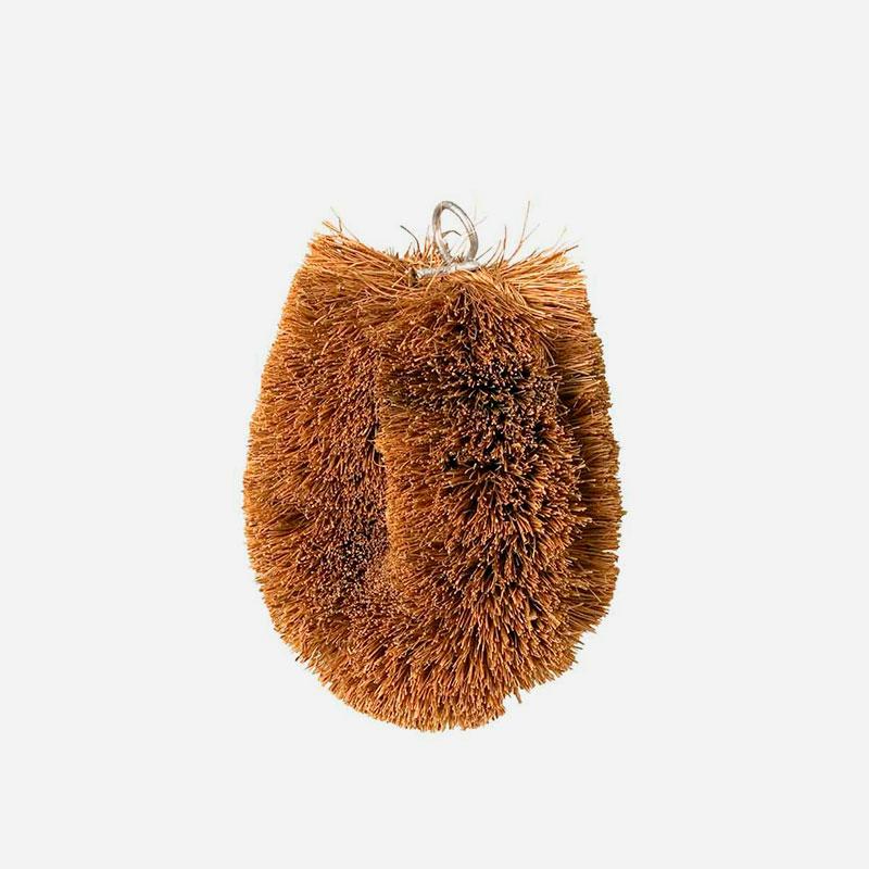 cepillo de coco tawashi