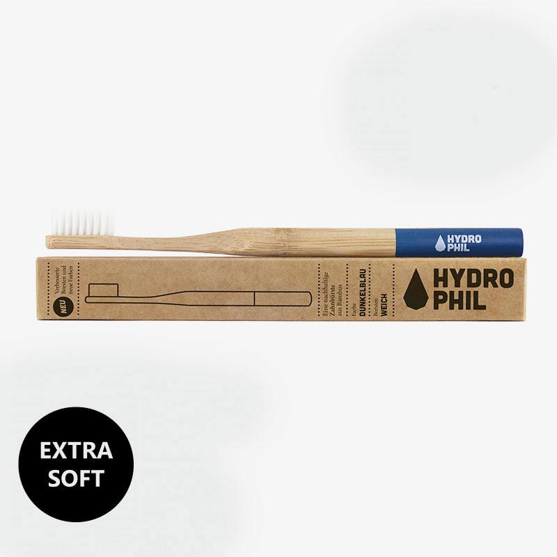 cepillo-diencepillo de dientes de bambú extra suave Hydrophil