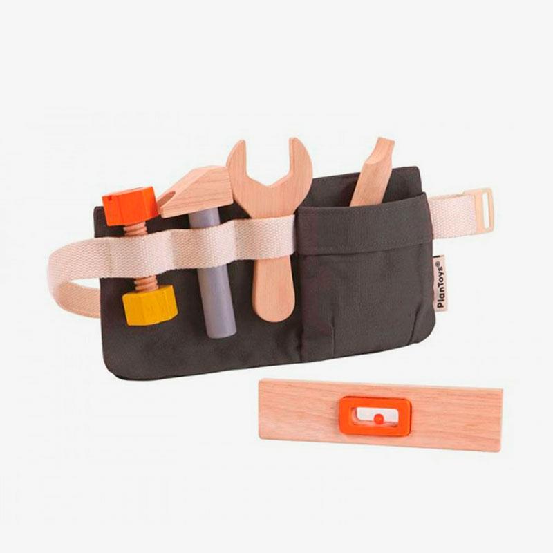 cinturón de herramientas PlanToys
