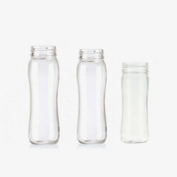 cristal de recambio para botellas lifefactory