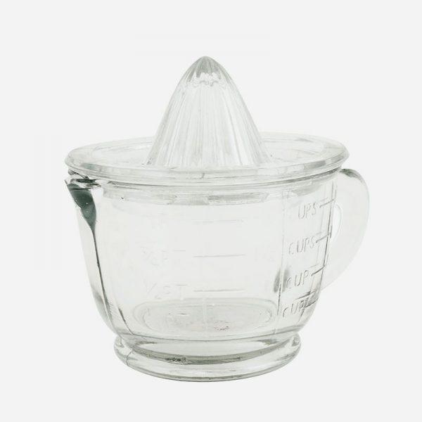 exprimidor de cristal de 500 ml