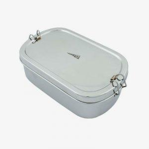lunch box de acero inoxidable extra grande