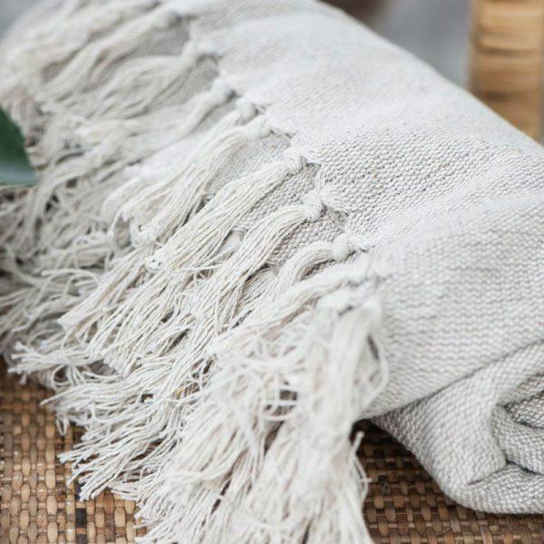 manta de algodón