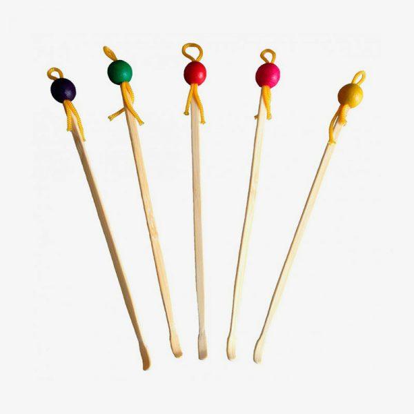 oriculi de Lamazuna bastoncillo de bambú