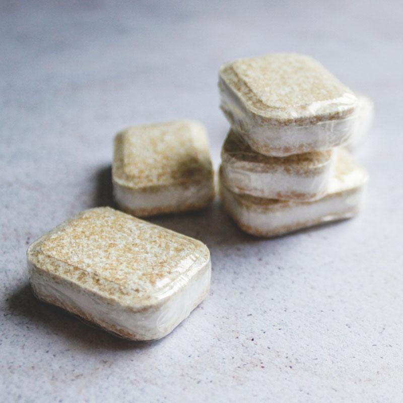 pastillas para lavavajillas a granel ecolabel
