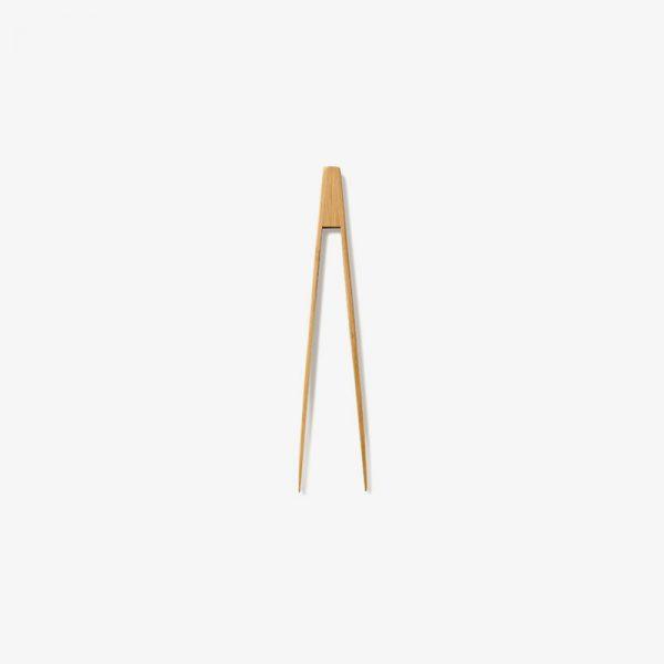 pinzas de bambú