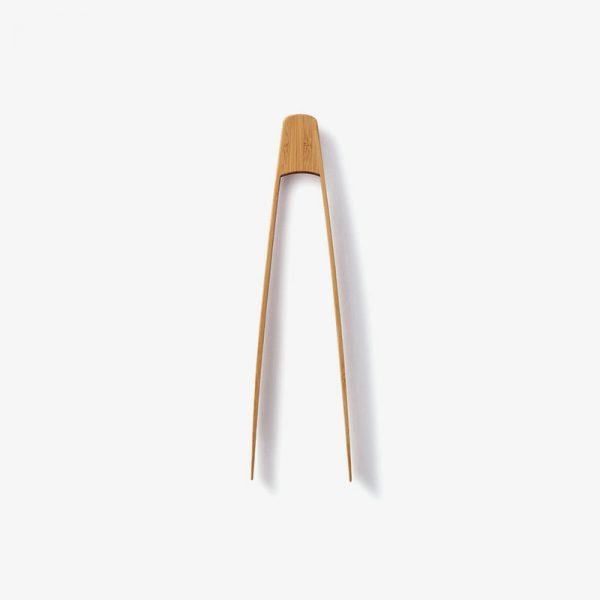 pinzas grandes de bambú