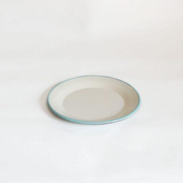 plato pequeño de acero esmaltado Versalles