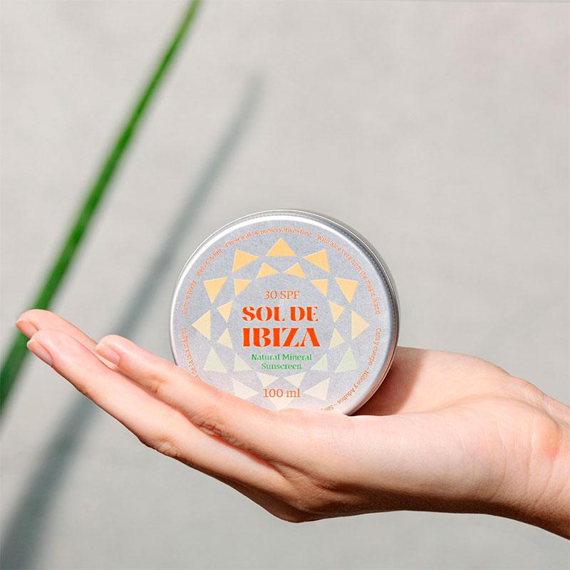 protector solar Sol de Ibiza
