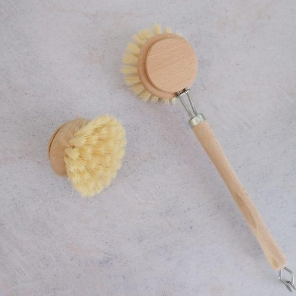 recambio de cepillo para fregar platos de tampico