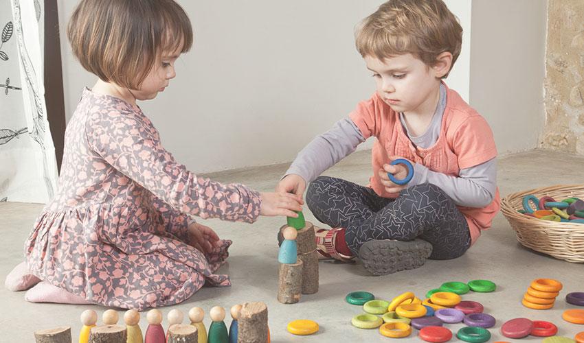 juguetes de madera ecológicos Grapat