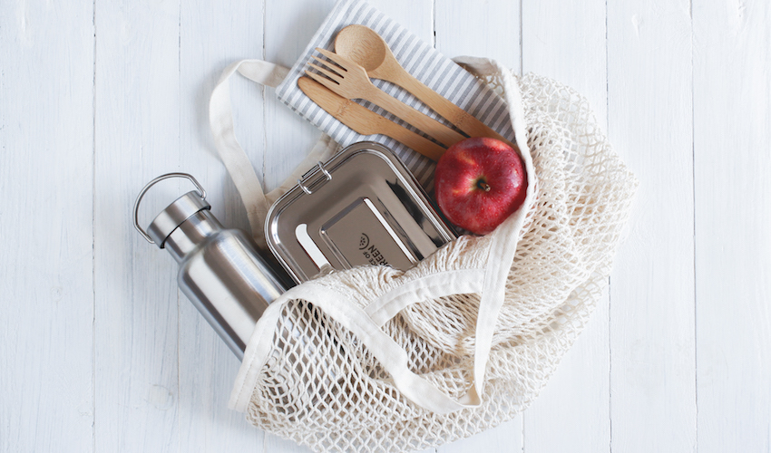 Productos zero waste para comer fuera de casa
