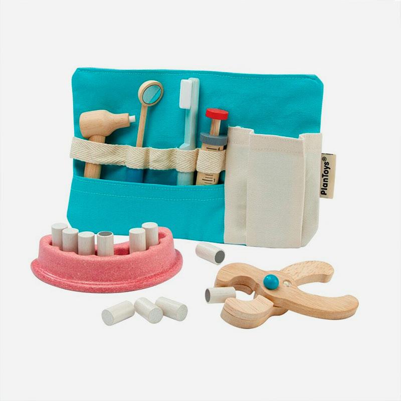 Set de dentista de Plantoys