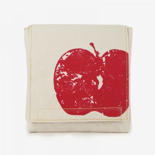 snack bag manzana