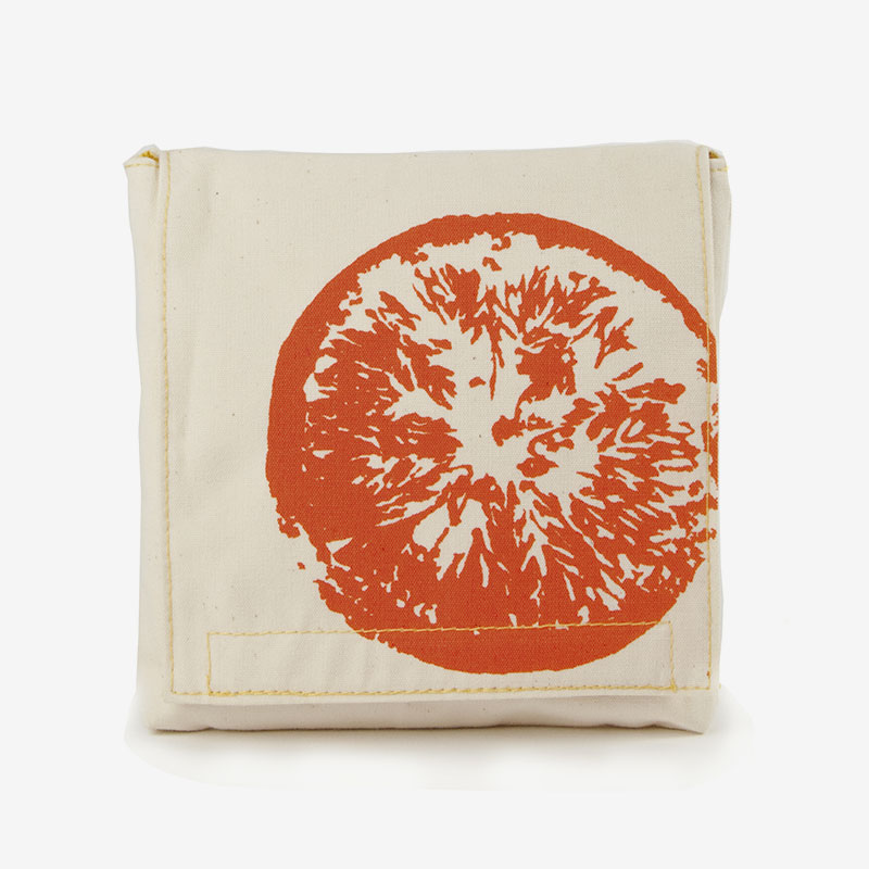 snack bag naranja