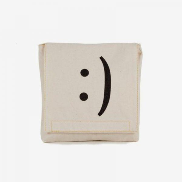 snack bag smile