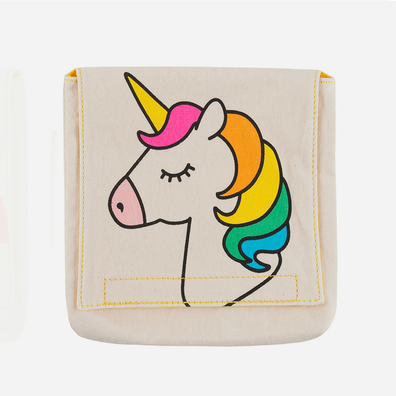 snack bag unicornio