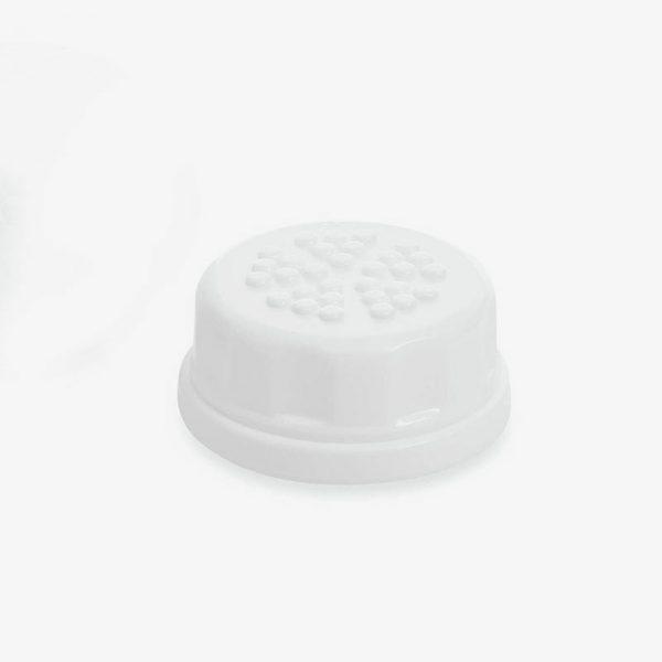 tapón flat blanco de lifefactory