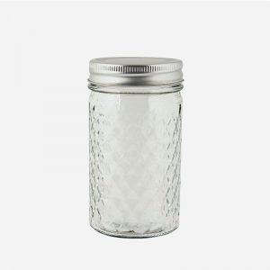 tarro de cristal arlequin 300 ml