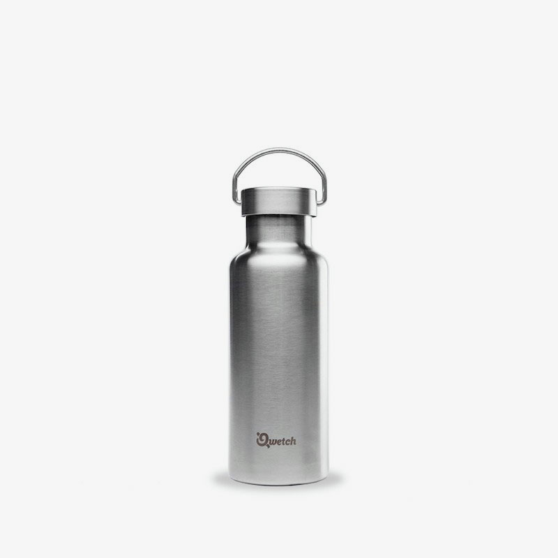 botella sin plástico de acero inoxidable 500ml cerrada