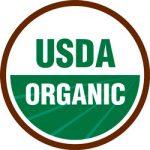USDA bambú orgánico certificado