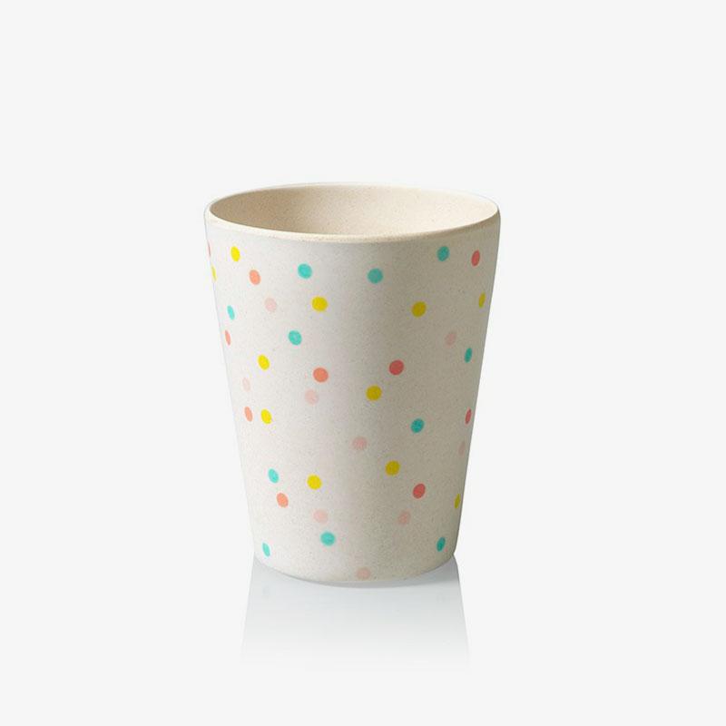 vaso de bambú modelo icecream