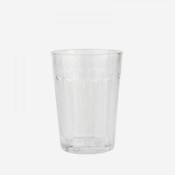 vaso de cristal de 200ml
